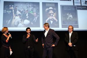 Photo : Lionel, Jean-Marie Ferber et Y. Kraemer