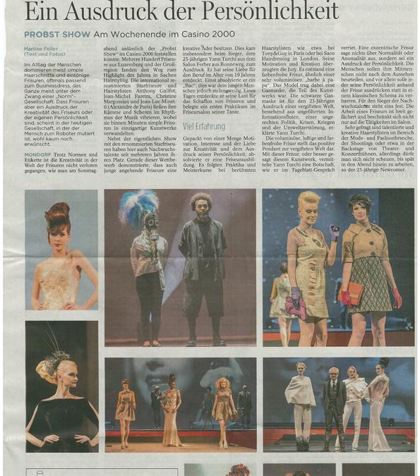 Tageblatt 03.2016
